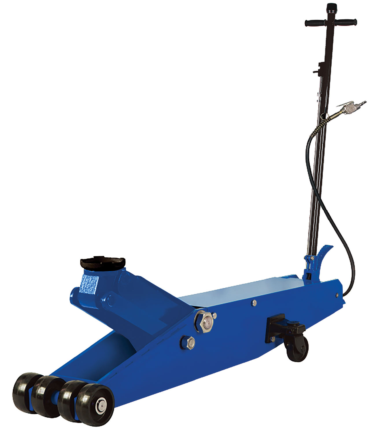 Air Actuated Long Chassis Service Jack