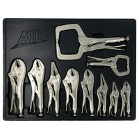 10-pc. Locking Pliers Set