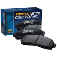 Perfect Stop Brake Pad Rebate