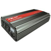 Power Inverter, Triple Outlet