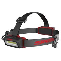 ATD Tools - 80255 250 Lumen COB LED Rechargeable Headlamp