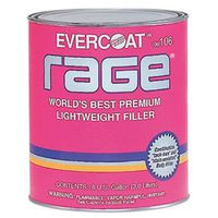 Fibreglass Evercoat - 106 Rage Body Filler