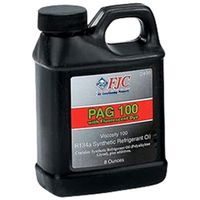 FJC - 2495 OE Viscosity PAG Oil with Fluorescent Leak Detection Dye for Automotive A/C Systems