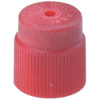 FJC - 2615 A/C Service Port Cap, High Side, R-134a