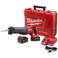 Milwaukee Tool - 2720-22 M18 FUEL SAWZALL Reciprocating Saw Kit