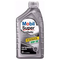 Mobil 1 - 112917 Super Synthetic Motor Oil