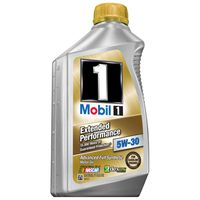 Mobil 1 - 112627 Extended Performance Synthetic Motor Oil