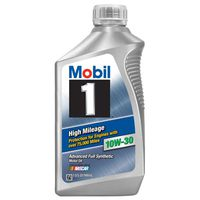 Mobil 1 - 103535 High Mileage Synthetic Motor Oil