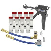 UView - 381450 Spotgun Jr. Dual A/C System Oil Injection Kit