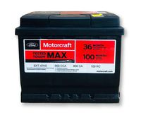 Motorcraft - BXT47H5 Motorcraft Tested Tough MAX Vehicle Battery