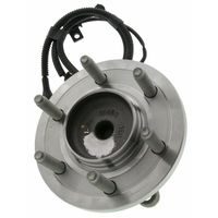 MOOG Hub Assemblies - 515117 Wheel Bearing and Hub Assembly
