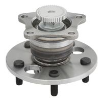 MOOG Hub Assemblies - 512310 Wheel Bearing and Hub Assembly