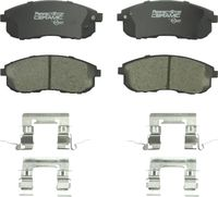 Perfect Stop - PC815B PerfectStop Ceramic Disc Brake Pad Set