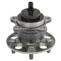 MOOG Hub Assemblies - 512456 Wheel Bearing and Hub Assembly