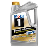 Mobil 1 - 120766 Extended Performance Synthetic 5W-30 Motor Oil