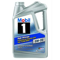 Mobil 1 - 120768 High Mileage Synthetic Motor Oil
