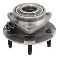 MOOG Hub Assemblies - 513189 Wheel Bearing and Hub Assembly