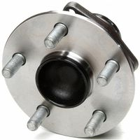 MOOG Hub Assemblies - 512217 Wheel Bearing and Hub Assembly