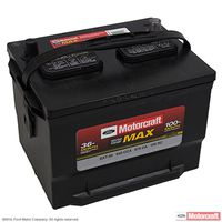 Motorcraft - BXT59 Motorcraft Tested Tough MAX Vehicle Battery