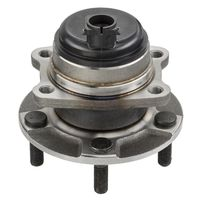 MOOG Hub Assemblies - 512169 Wheel Bearing and Hub Assembly