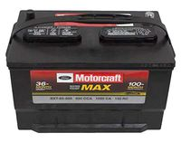Motorcraft - BXT65850 Motorcraft Tested Tough MAX Top Post Vehicle Battery