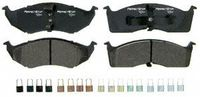 Perfect Stop - PS591M PerfectStop Disc Brake Pad Set