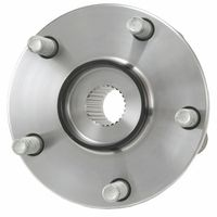 MOOG Hub Assemblies - 513257 Wheel Bearing and Hub Assembly