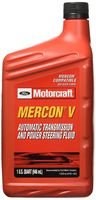 Motorcraft - XT5QMC Mercon V Automatic Transmission and Power Steering Fluid