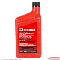 Motorcraft - XT7QCFT Continuously Variable Chain Type Transmission Fluid