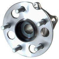 MOOG Hub Assemblies - 512281 Wheel Bearing and Hub Assembly