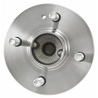 MOOG Hub Assemblies - 512324 Wheel Bearing and Hub Assembly