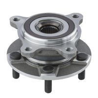 MOOG Hub Assemblies - 513365 Hub and Bearing Assembly