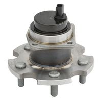 MOOG Hub Assemblies - 512406 Wheel Bearing and Hub Assembly