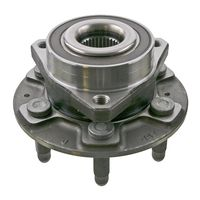 MOOG Hub Assemblies - 512593 Wheel Bearing and Hub Assembly
