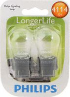 Philips - 4114LLB2 Philips LongerLife Miniature 4114LL