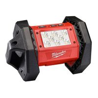 Milwaukee Tool - 2361-20 18-Volt Lithium-Ion Cordless 1300 Lumens LED Flood Light (Tool-Only)
