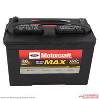 Motorcraft - BXT27B Motorcraft Tested Tough MAX Vehicle Battery