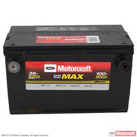 Motorcraft - BXT79 Motorcraft Tested Tough MAX Vehicle Battery