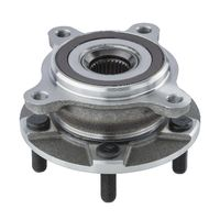 MOOG Hub Assemblies - 513366 Hub and Bearing Assembly
