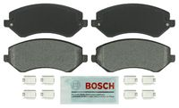 Bosch - BE856AH Blue Disc Brake Pads