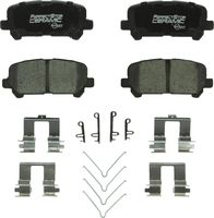 Perfect Stop - PC1585 PerfectStop Ceramic Disc Brake Pad Set