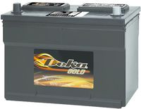Deka - 664MF Gold Series Vehicle Battery with A3 Advanced-Cubed Technology
