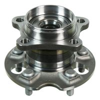MOOG Hub Assemblies - 512482 Wheel Bearing and Hub Assembly