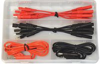 Electronic Specialties Inc - 1351 16 Pc. Spade Terminal Test Lead Set