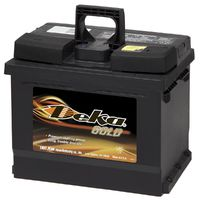 Deka - 667RMF Gold Series Vehicle Battery with A3 Advanced-Cubed Technology