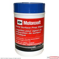 Motorcraft - ZC31B Metal Surface Prep Wipes