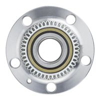 MOOG Hub Assemblies - 512012 Wheel Bearing and Hub Assembly