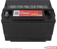 Motorcraft - BXT66750 Motorcraft Tested Tough MAX Vehicle Battery