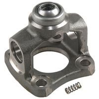 MOOG Driveline Products - 627 Double Cardan CV Flange Yoke