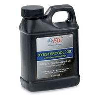 FJC - 2443 DyEstercool A/C System Refrigerant Oil with Fluorescent Leak Detection Dye, R12, R134a